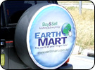 Earth Mart Tyre Cover