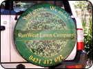 Advertise your company or business on a custom wheel cover
