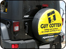 Guy Cotten Wheel Cover