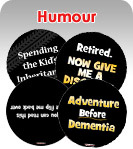 Humour and Funny Wheel Covers