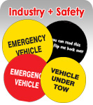 Industry and Safety Spare Tyre Covers